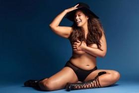 Hot Ashley Graham Topless