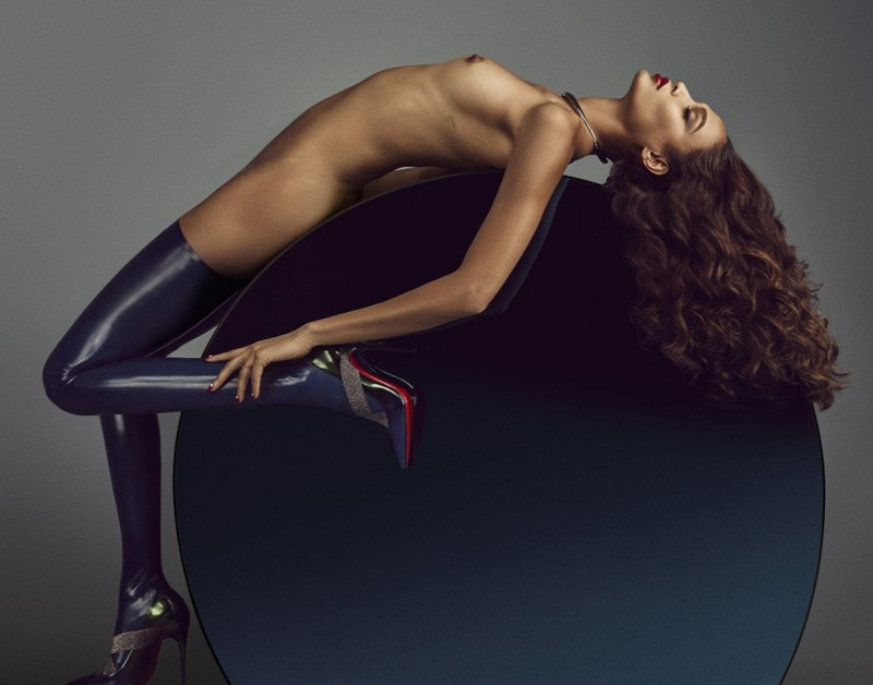 Joan Smalls Naked Photo