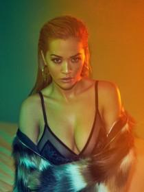 Rita Ora Vanity Fair, Italy - October 2016