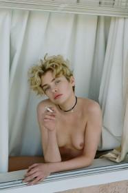 Stella Maxwell Topless Photo