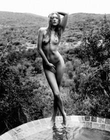 Sweet Elsa Hosk Naked