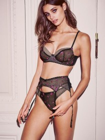 Taylor Marie Hill in sexy lingerie