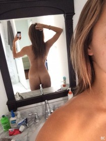 Alyssa Arce Naked Ass Leaked Photo