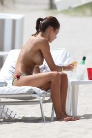 Barbara Batorova Topless Pic