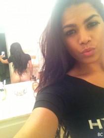 Elizabeth Ruiz Selfie Leaked