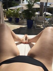 Iliza Shlesinger in black panties Leaked photo