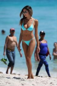 Jasmine Tosh Pokies in bikini