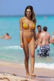Jasmine Tosh in bikini