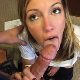 Katie Cassidy Blowjob Leaked Photo