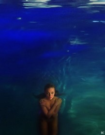 Lili Simmons Nude Photoshoot
