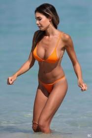 Sexy Jasmine Tosh Bikini Candids