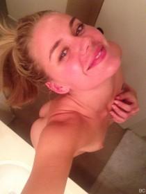 Alice Haig Nude Selfie