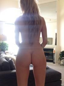 Alice Haig Sexy Ass Home Photo