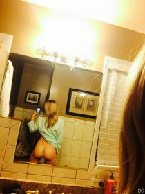 Amanda Joy Michalka Naked Ass