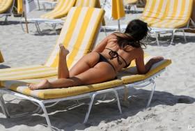 Claudia Romani Bikini Pic