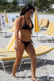 Claudia Romani bikini photo