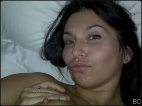 Daniela Lazar Hard Nipple
