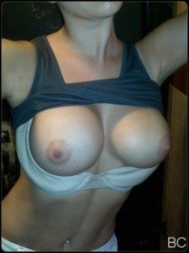 Daniela Lazar Topless Leaked Photo