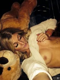 Kaylin Kyle Tits Photo