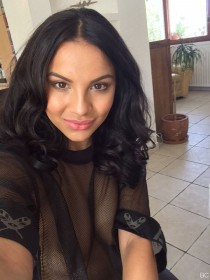 Lacey Banghard See Through Leaked