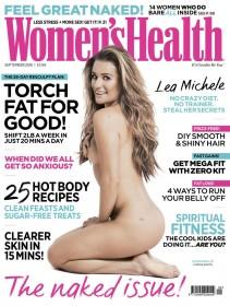 Lea Michele Naked