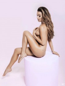 Lea Michele Naked Sexy Body