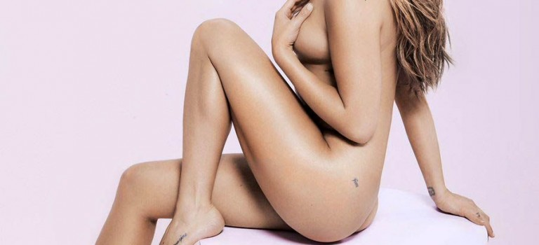 Lea Michele Naked (9 Photos)