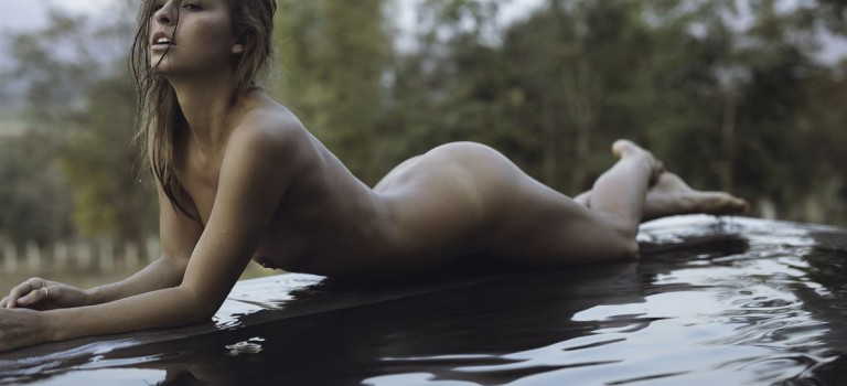 Marisa Papen Naked For Playboy (18 Photos)