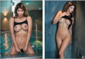 Micaela Schaefer Nude Photoshoot
