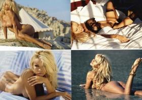 Pamela Anderson Naked Xtra magazine 2016