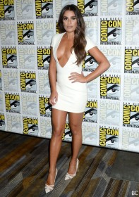 Sexy Lea Michele Cleavage