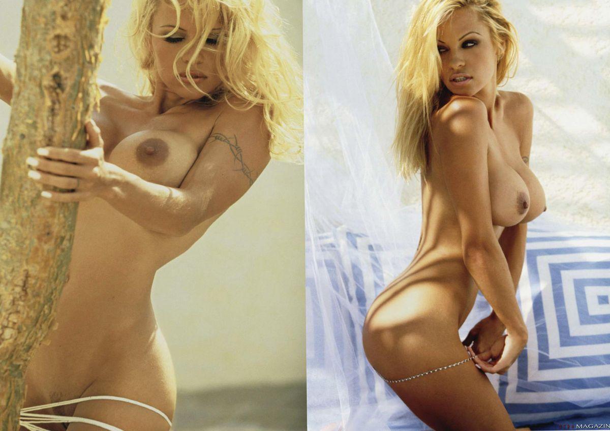 Pamela anderson nude beach