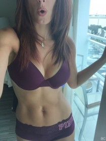 Stacey Solomon Leaked Pic