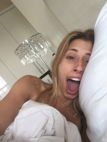 Stacey Solomon hacked pics