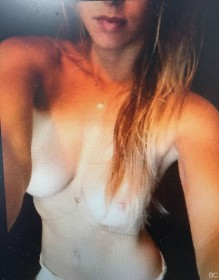Whitney Port Topless leaked Photo
