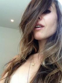 Carly Pope Nip Slip Leaked Photo