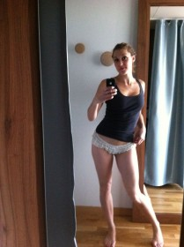 Hot Michelle Antrobus Selfie
