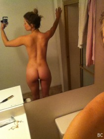 Jacqueline Dunford Nude Sexy Ass Photo