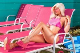 Kylie Jenner in hot bikini