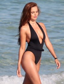 Xenia Deli Sexy Body Photo