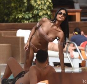 Hot Farah Sattaur in bikini