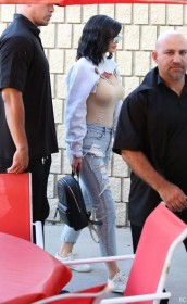 Kylie Jenner Paparazzi Photo