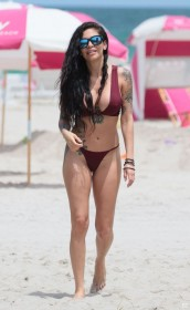 Sexy Cami Li Photo