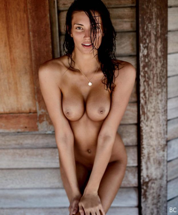 Naked brittany brower