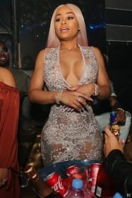 Blac Chyna Hot