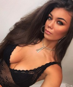Erin Willerton Cleavage