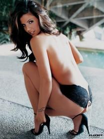 Hot Charisma Carpenter Topless