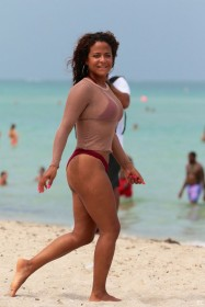 Hot Christina Milian Pics