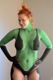 Hot Maitland Ward Nude