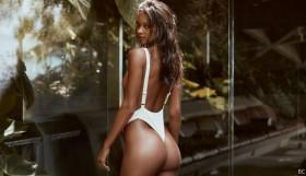 Lais Ribeiro Sexy Ass Photo
